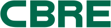 Logo-CBRE-Green Transparent