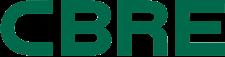Logo-CBRE-Green Transparent